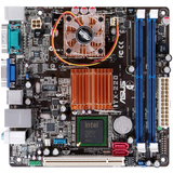 ASUS ITX-220 Desktop Motherboard - Intel Chipset