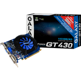 GALAXY 43GGS8HX3SPZ GeForce GT 430 Graphics Card - PCI Express 2.0 x16 - 1 GB DDR3 SDRAM