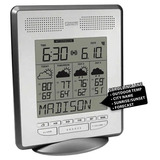 La Crosse Technology Weather Direct WA-1340U Weather Forecaster