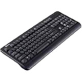 Atdec TAAK10B Keyboard - Wired - Black