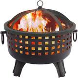 Landmann 26364 Savannah Wood Fireplace