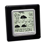 La Crosse Technology Weather Direct WD-3103U-CBP Weather Forecaster