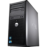 Dell OptiPlex 380 Desktop Computer - Core 2 Duo E7500 2.93 GHz - Mini-tower