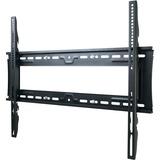 Atdec Telehook TH-3070-UF-TAA TV wall fixed mount universal VESA with security feature black