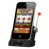 New Potato Jackpot Slots 1001-01004 Cellular Phone Cradle