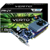 PNY VCGGT4301XPB GeForce GT 430 Graphics Card - PCI Express 2.0 x16 - 1 GB DDR3 SDRAM