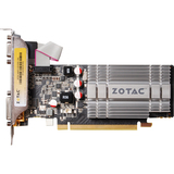 ZT-84GEK2M-HSL - Zotac ZT-84GEK2M-HSL GeForce 8400 GS Graphic Card - 520 MHz Core - 1 GB DDR2 SDRAM - PCI Express