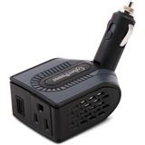 CyberPower CPS100BU Mobile Power Inverter 100W with USB Charger and Swivel Head