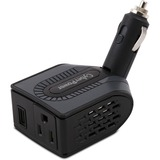 CyberPower CPS150BU Mobile Power Inverter 150W with USB Charger and Swivel Head