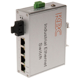 KBC Networks ESUL4-FL1 Ethernet Switch - 5 Port
