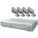 Clover PAC0410 Video Surveillance System