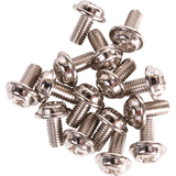 StarTech.com M3 x 1/4 Long Screws - 15 Pack 15SCREWM3