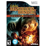 Activision Cabela's Dangerous Hunts 2011 Special Edition