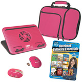 PC Treasures 19446 Netbook Accessory Kit