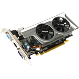 MSI N430GT-MD1GD3-OC/TF GeForce GT 430 Graphics Card - 785 MHz Core - 1 GB DDR3 SDRAM - PCI Express 2.0 x16Low-profile