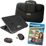 "19457 - PC Treasures 15.6"" Notebook Accessory Kit"