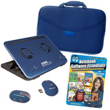 PC Treasures 19458 Notebook Accessory Kit