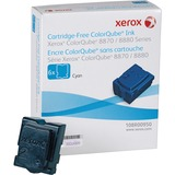 Xerox 108R00950 Solid Ink Stick - Cyan