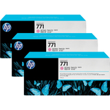 HP No. 771 Ink Cartridge - Light Magenta - CR254A