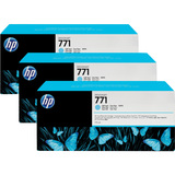 HP No. 771 Ink Cartridge - Light Cyan - CR255A