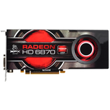 XFX HD-687A-ZNFC Radeon HD 6870 Graphics Card - PCI Express 2.1 x16 - 1 GB DDR5 SDRAM