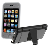 Scosche switchKASE t4 IT4SCBK Digital Player Case - Armband - Polycarbonate, Rubber - Black