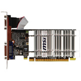 MSI N8400GS-D1GD3H/LP GeForce 8400 GS Graphics Card - PCI Express x16 - 1 GB DDR3 SDRAM
