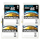 Duracell DU-SD1016G-C Secure Digital High Capacity (SDHC)