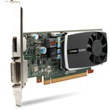 HP Quadro 600 Graphic Card - 1 GB GDDR3 SDRAM - PCI Express 2.0 x16 - Half-height WS093AA