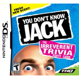 THQ YOU DON'T KNOW JACK