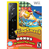 Nintendo FlingSmash With Remote Plus Controller