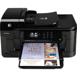 HP Officejet 6500 E710A Inkjet Multifunction Printer - Color - Photo Print - Desktop
