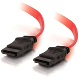 "Cables To Go 10192 SATA Data Transfer Cable - 12"" - Red - 10192"
