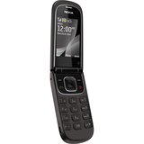 Nokia 3710 fold Cellular Phone - Shell - Black