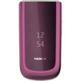 Nokia 3710 fold Cellular Phone - Shell - Pink