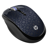 HP XP361AA Mouse - Optical Wireless - Midnight Blue