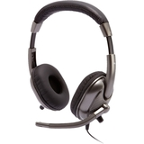 Cyber Acoustics AC-8000 Headset - Stereo - Mini-phone