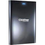 """Clickfree 1027B3-1004-200 1 TB 2.5"""" External Hard Drive 1027B3-1004-200"""