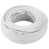 Mace KO-60 Video Cable - 60 ft - White
