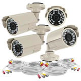 Mace MDIY-4BCAM-KIT Surveillance/Network Camera