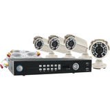 Mace MDIY-DVR044CKIT Video Surveillance System