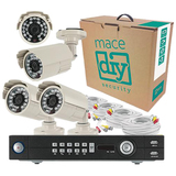 Mace MDIY-DVR084CKIT Video Surveillance System