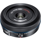 Samsung W20NB 20 mm f/2.8 Wide Angle Lens for Samsung NX - EXW20NB