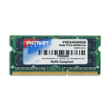 Patriot Signature DDR2 4GB CL5 PC2-6400 (800MHz) SODIMM