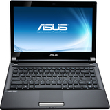 ASUS U45JC-A2B 14' LED Notebook - Core i3 i3-370M 2.40 GHz - Black