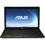 ASUS K52N-A1 15.6 LED Notebook - Athlon II P320 2.10 GHz - Dark Brown