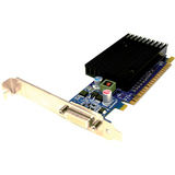 PNY VCG84DMS5R3SXPB GeForce 8400 GS Graphics Card - PCI Express 2.0 - 512 MB DDR2 SDRAM