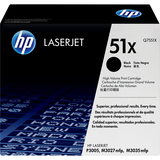 HP Q7551XC Toner Cartridge - Black Q7551XC