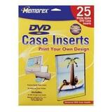 Memorex CD/DVD Case Insert - 32020713