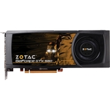 ZOTAC ZT-50101-10P GeForce GTX 580 Graphics Card - PCI Express 2.0 x16 - 1.50 GB GDDR5 SDRAM